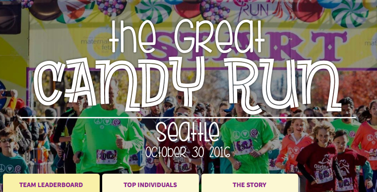 5 Tips to Make Your Great Candy Run Team the SWEETEST