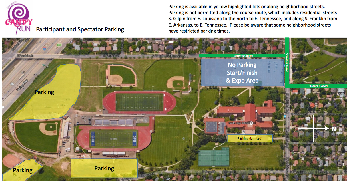 participant-and-spectator-parking