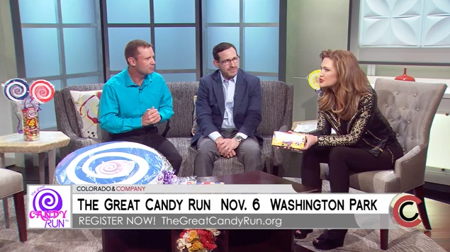 Great Candy Run on 9 KUSA